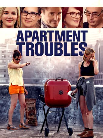 Apartment Troubles Poster