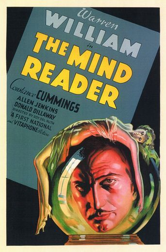The Mind Reader Poster