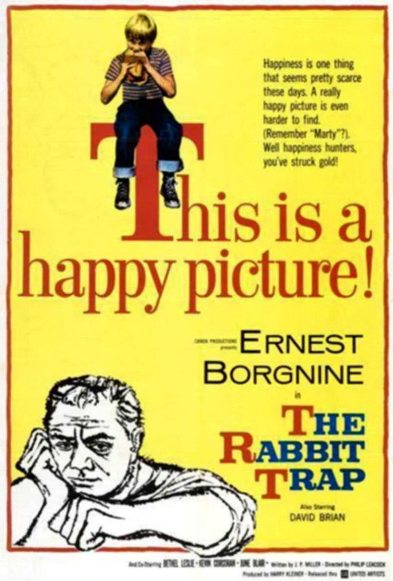 The Rabbit Trap Poster