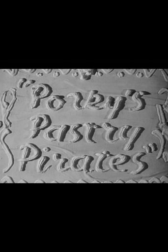 Porky's Pastry Pirates Poster