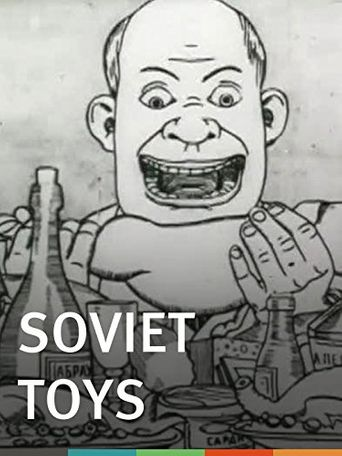 Soviet Toys Poster