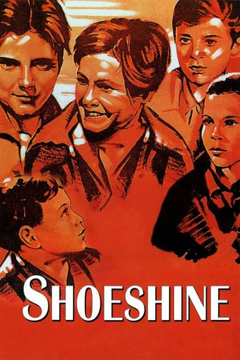 Shoeshine Poster