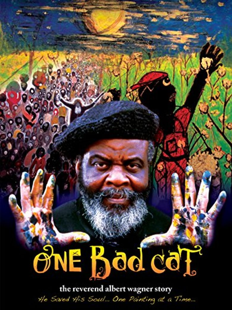 One Bad Cat Poster