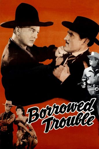 Borrowed Trouble Poster