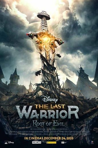 The Last Warrior: Root of Evil Poster