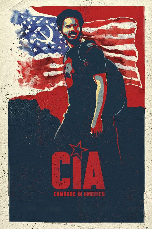 CIA: Comrade In America Poster
