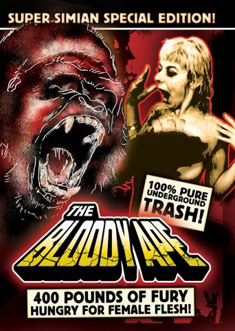 The Bloody Ape Poster