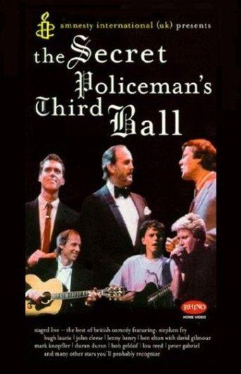 The Secret Policeman's Third Ball Poster