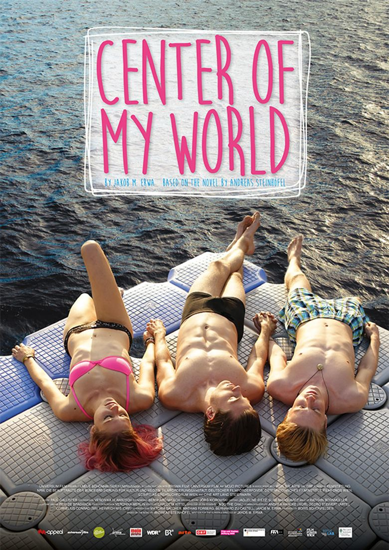 Center of My World Poster