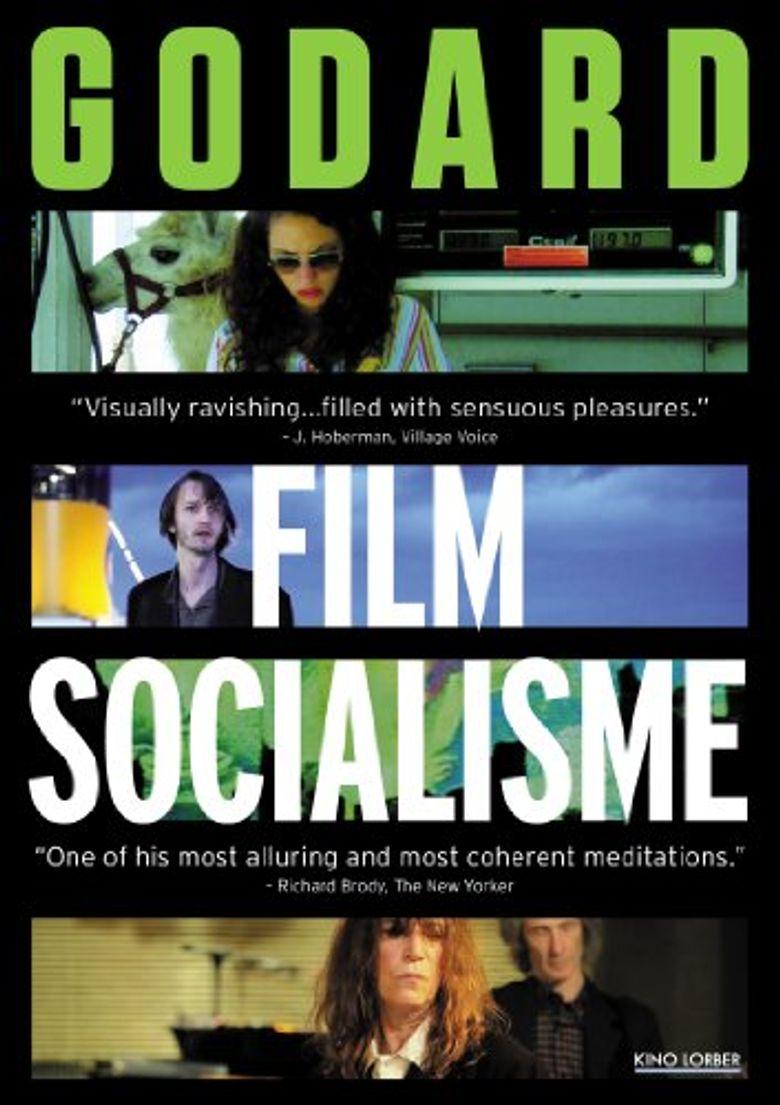 Film Socialisme Poster