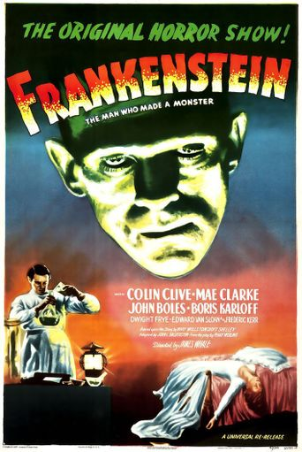 Watch Frankenstein