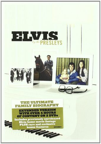 Elvis by the Presleys Poster