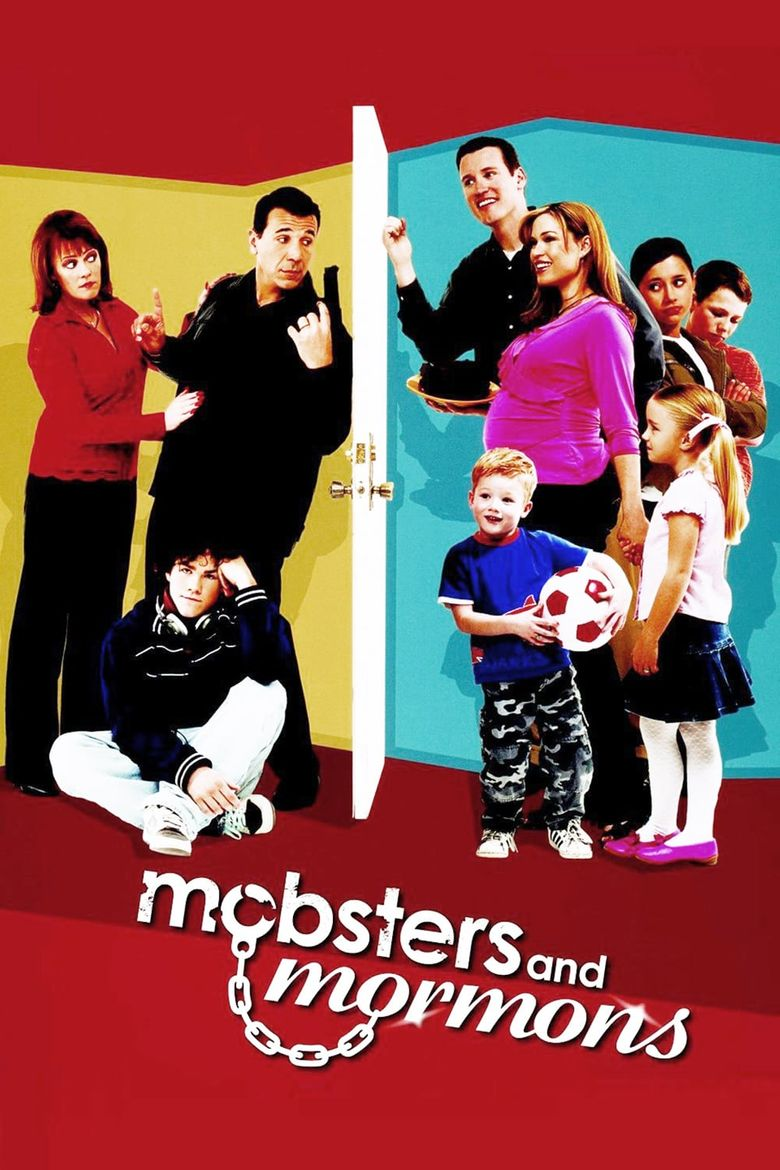 Mobsters and Mormons Poster