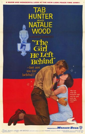 The Girl He Left Behind Poster