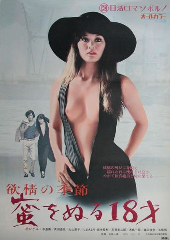 Season of Lust: A Trail of Honey from an 18 Year Old Poster