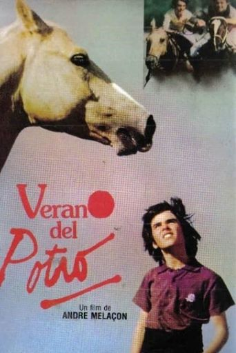 Summer of the Colt Poster