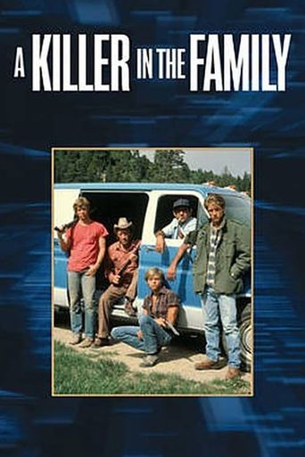 A Killer in the Family Poster