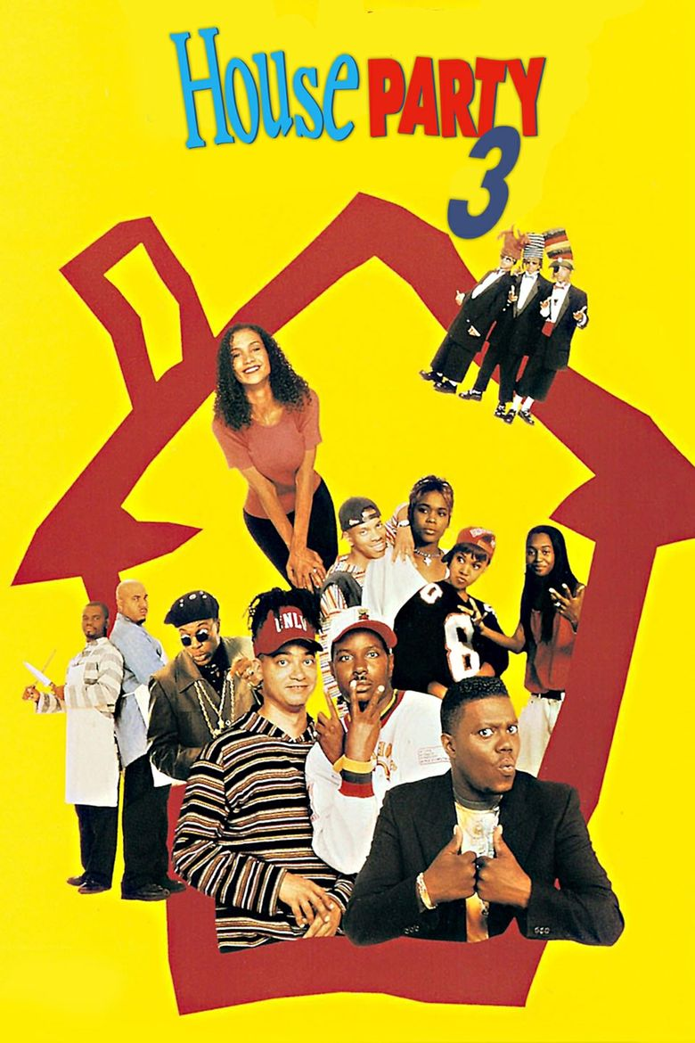House Party 3 Poster