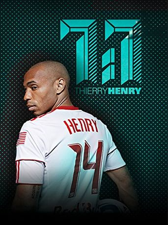 1:1 Thierry Henry Poster