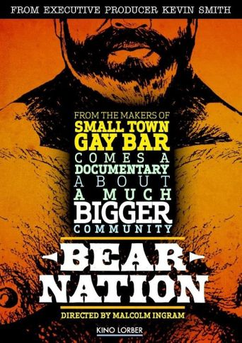 Bear Nation Poster