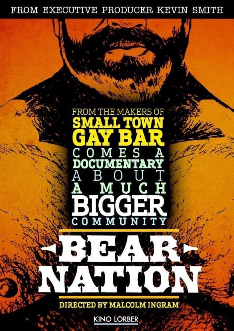 Bear Nation Poster