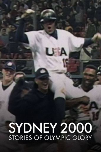 Sydney 2000: Stories of Olympic Glory Poster