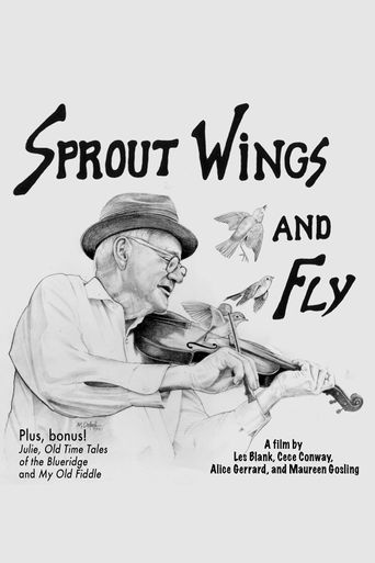 Sprout Wings and Fly Poster