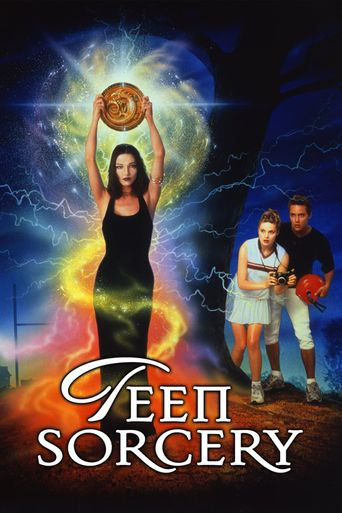 Teen Sorcery Poster
