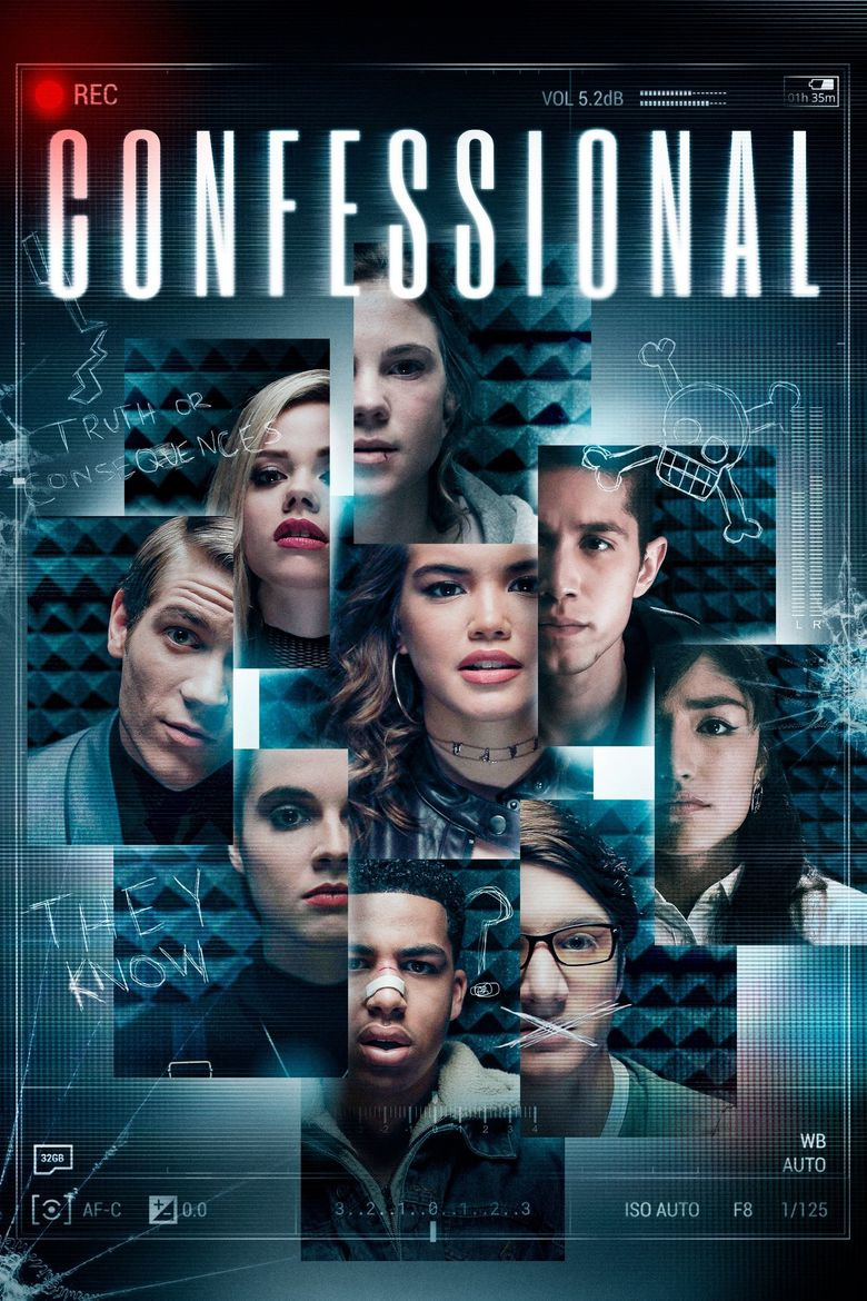 Confessional Poster