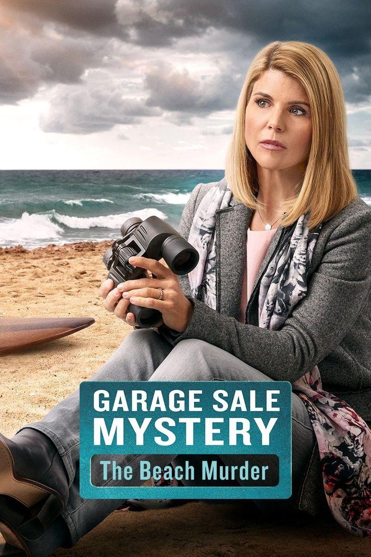 Garage Sale Mystery: The Beach Murder Poster