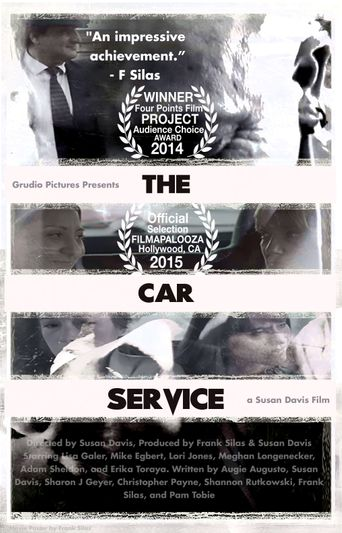 The Car Service Poster