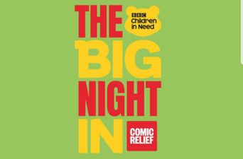 The Big Night In Poster
