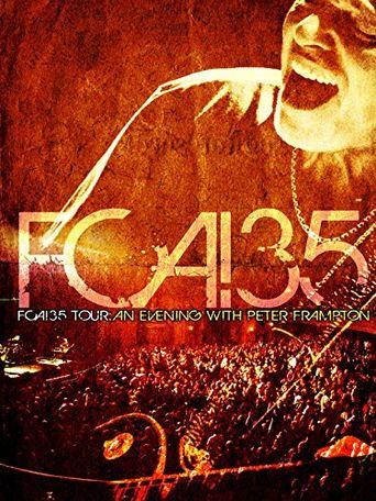 Peter Frampton - FCA! 35 Tour: An Evening With Peter Frampton Poster