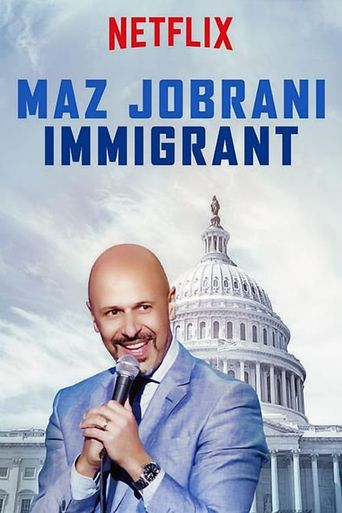 Maz Jobrani: Immigrant Poster