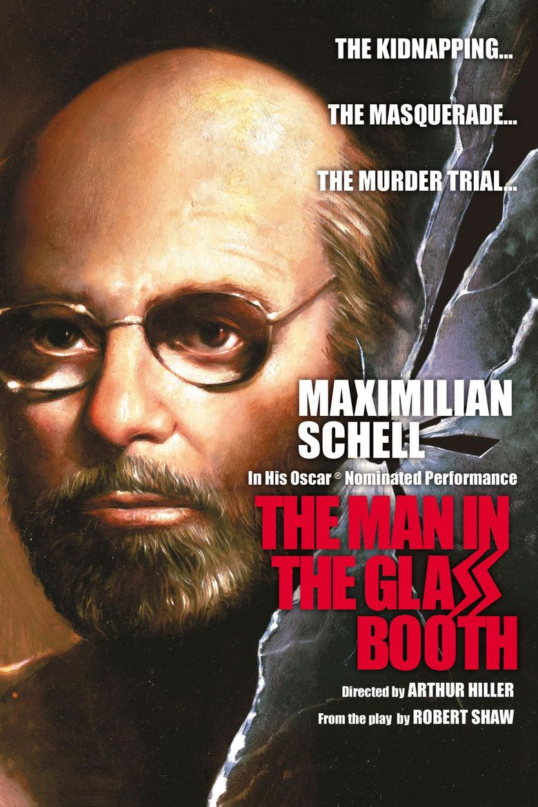 The Man in the Glass Booth Poster