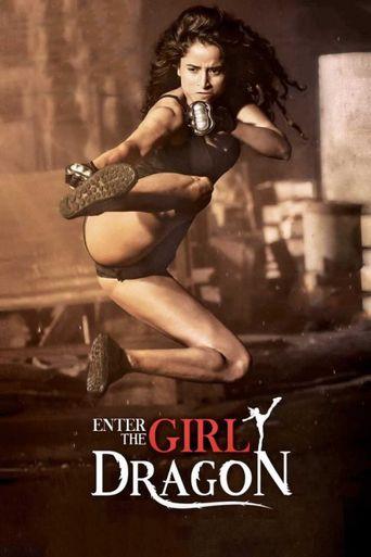 Enter The Girl Dragon Poster