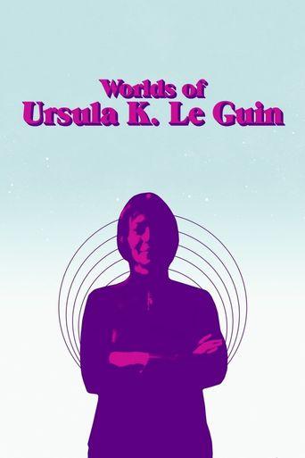 Worlds of Ursula K. Le Guin Poster