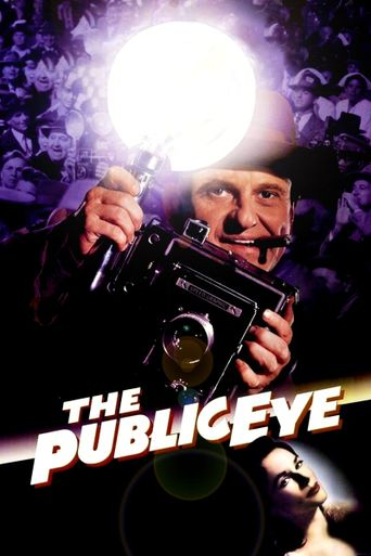 The Public Eye Poster