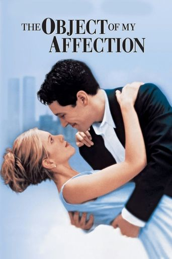 The Object of My Affection Poster