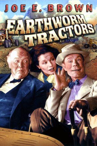 Earthworm Tractors Poster