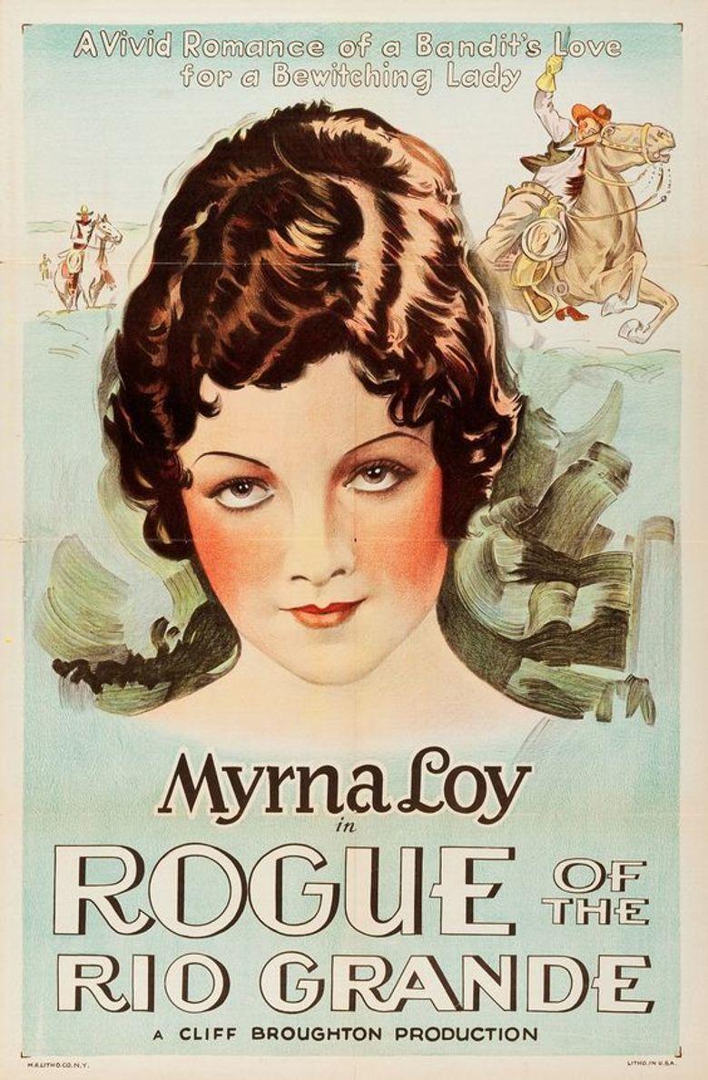 Rogue of the Rio Grande Poster