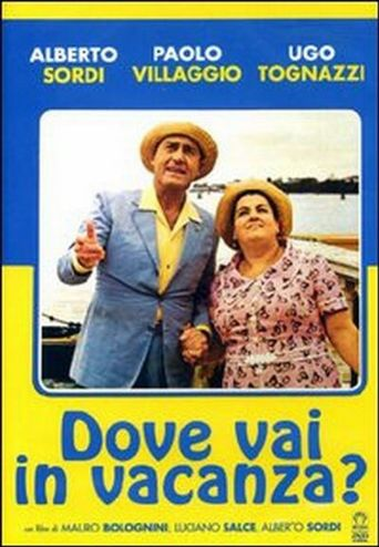 Dove vai in vacanza? Poster