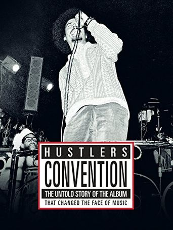 Hustlers Convention Poster