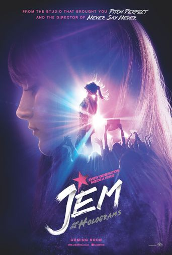 Watch Jem and the Holograms