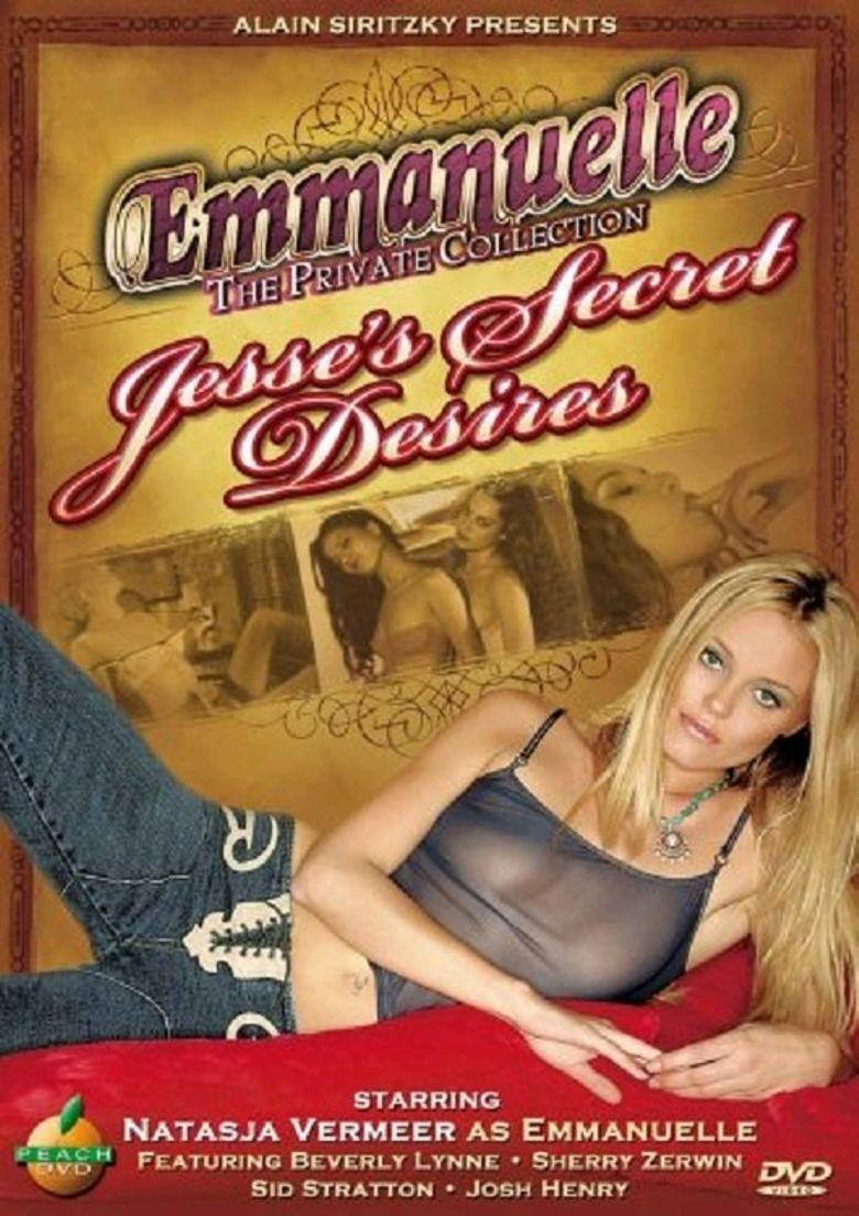 Emmanuelle The Private Collection Jesses Secret Desires Poster