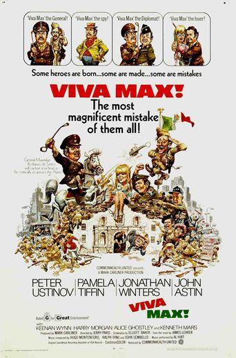 Viva Max! Poster