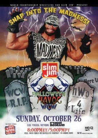 WCW Halloween Havoc 1997 Poster