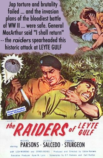 Raiders of the Leyte Gulf Poster