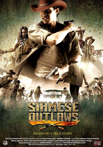 Siamese Outlaws Poster