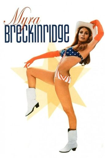 Myra Breckinridge Poster
